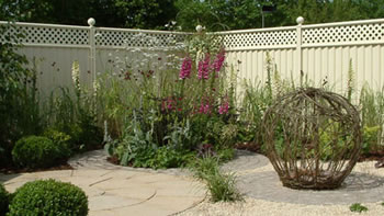 Colourbond steel fencing for your garden